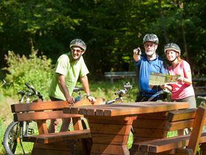 Cykelture i Harzen under dit ophold hos Landal GreenParks