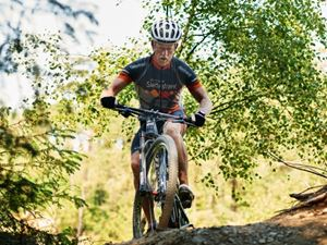 Mountainbike Landal Seawest